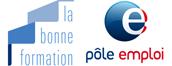 logo bonne formation pole emploi